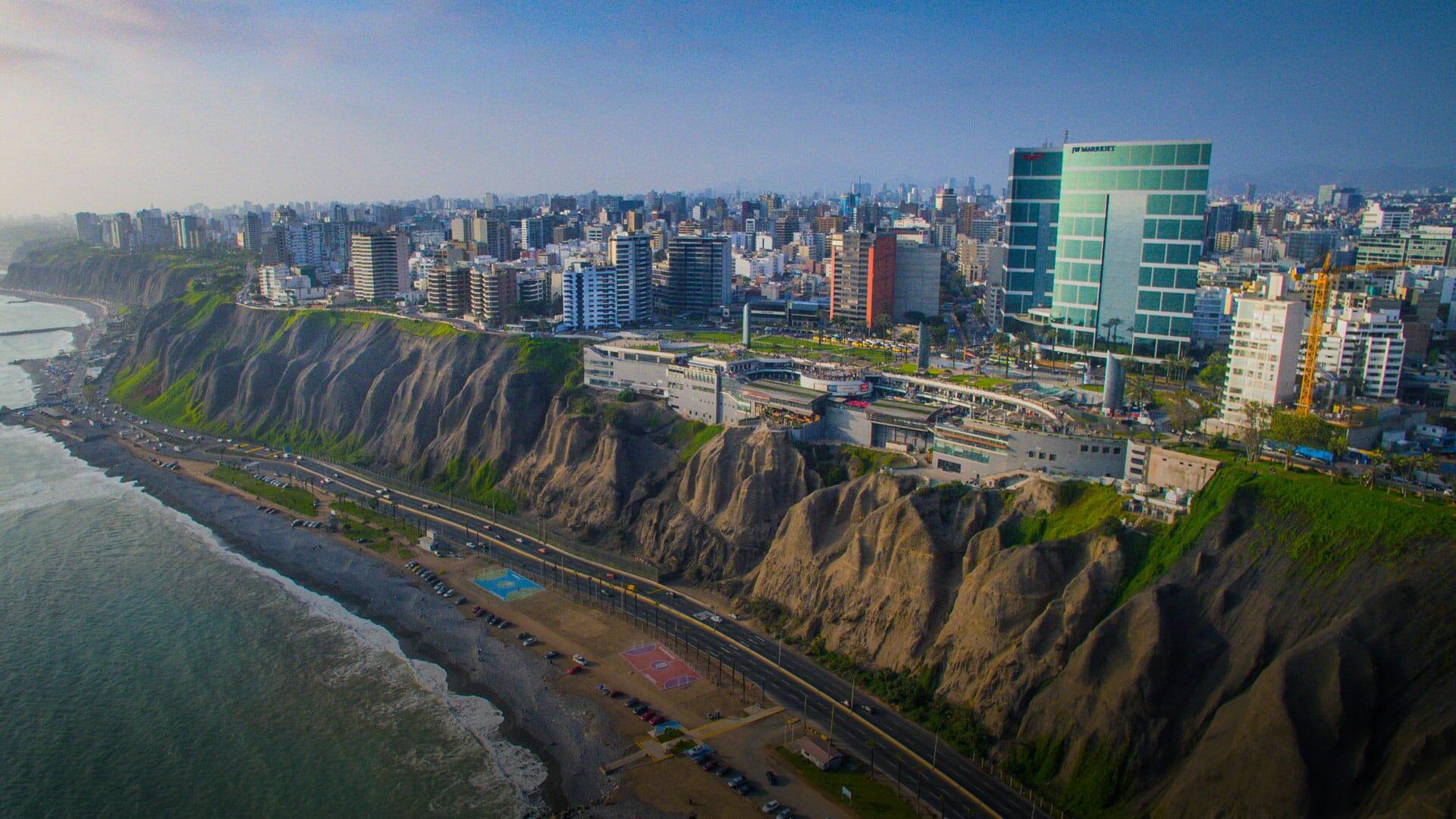 Infra Peru GRI