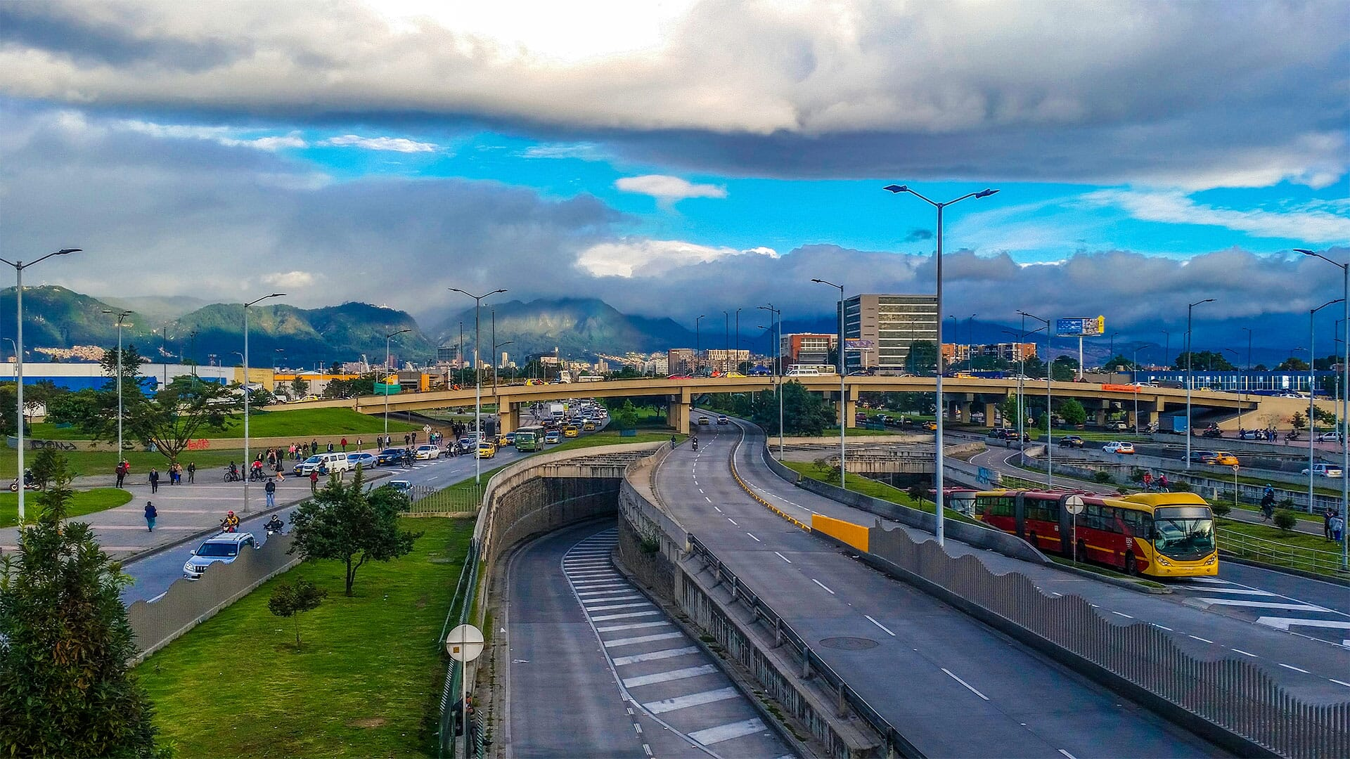 Infra Colombia GRI